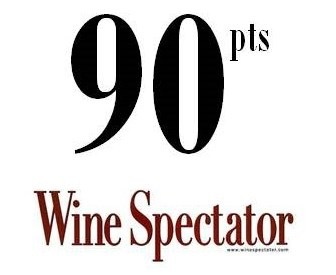 winespectator90pointsaward