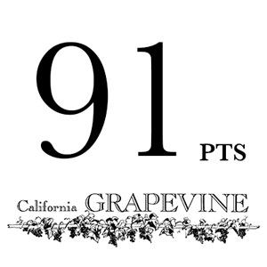 grapevine91pointswineaward